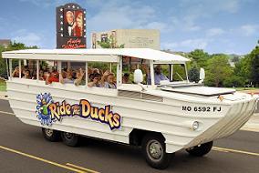 Branson Tour Duck