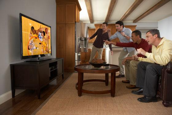 big screen tvs